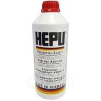 Антифриз hepu coolant g12 концентрат красный 1.5 л Hepu арт. P999-G12