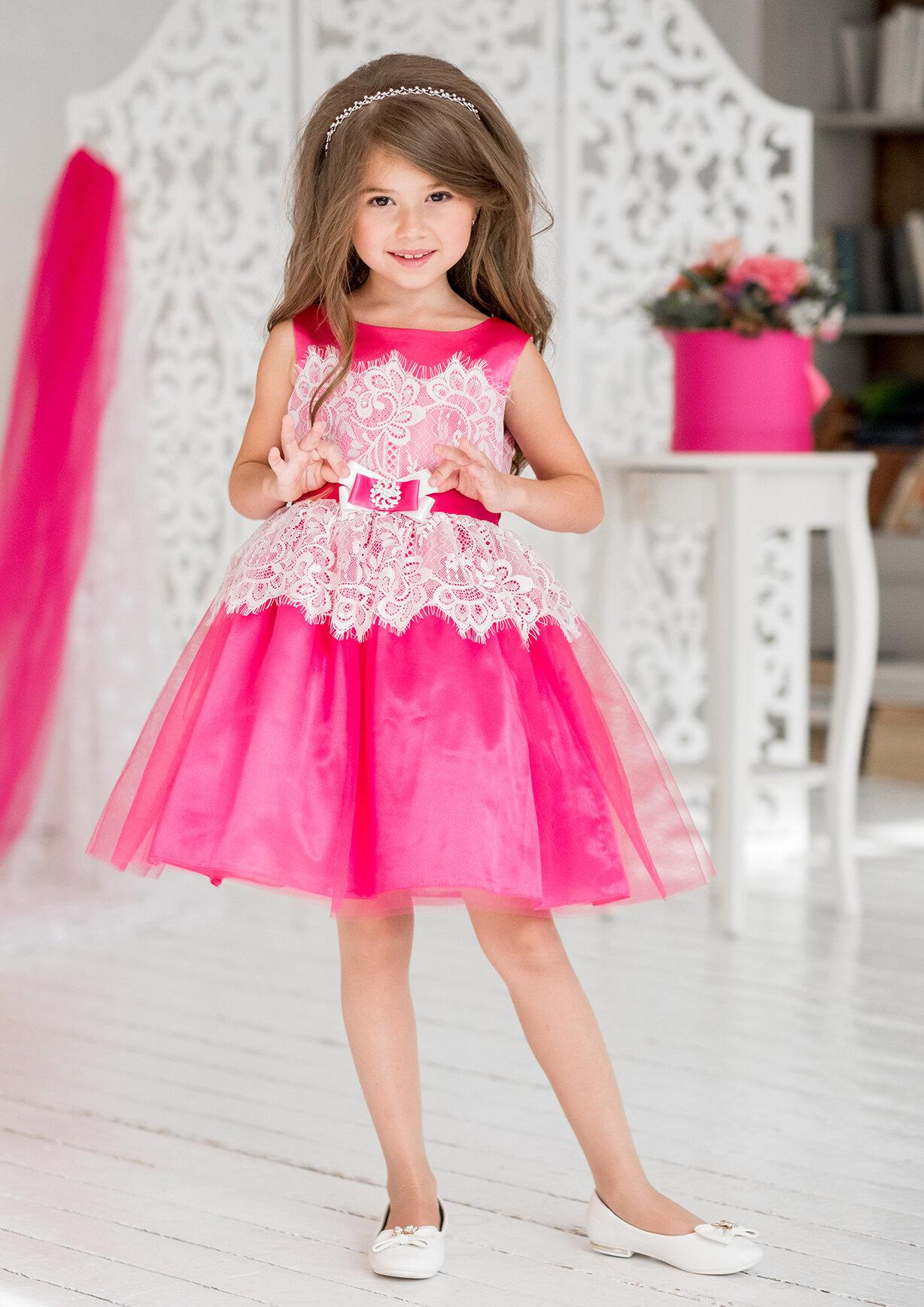 Детское платье праздничное картинки