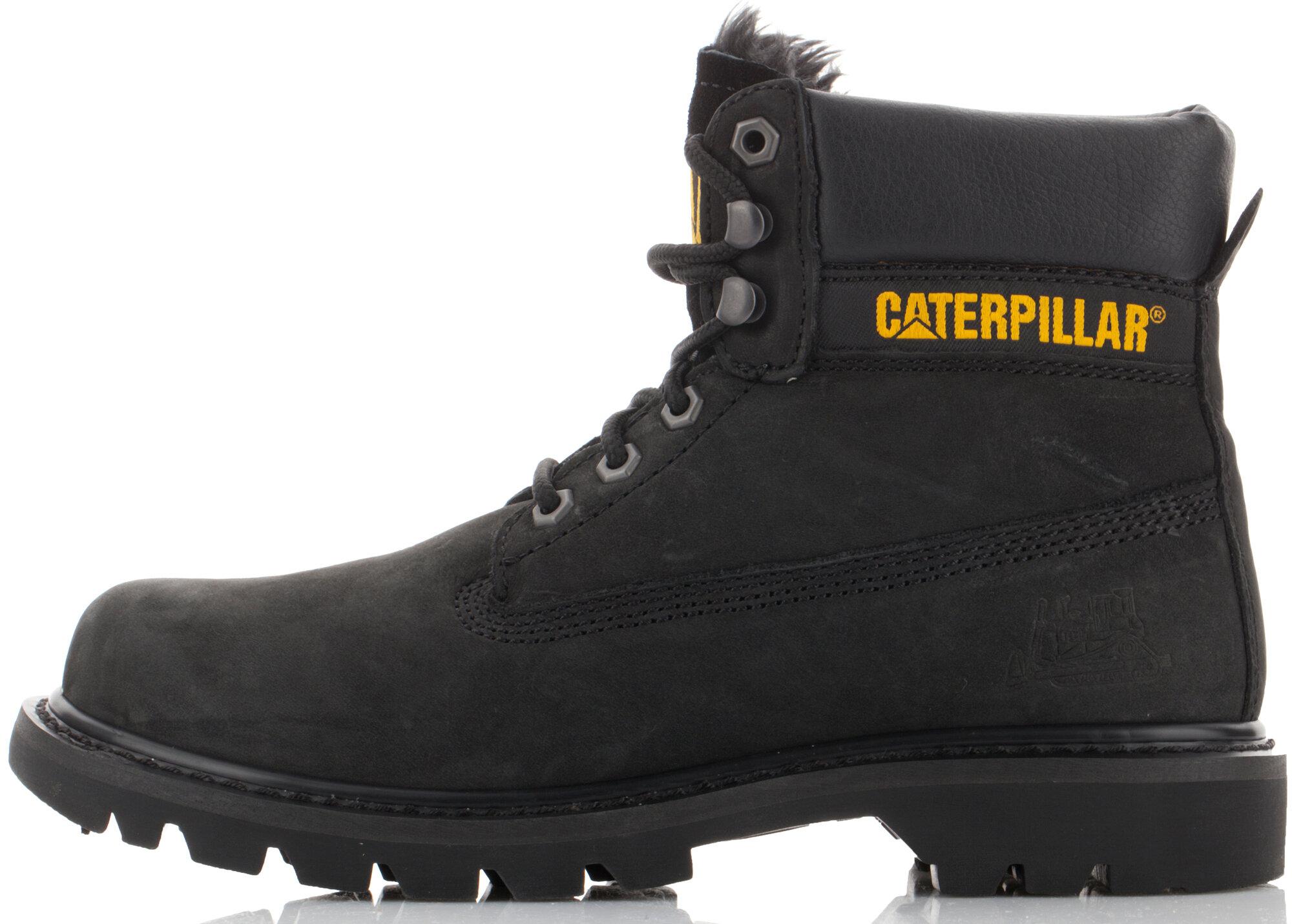 6add43d8f Купить мужские ботинки утепленные caterpillar по низкой цене в ...