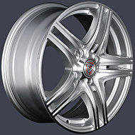 NZ Wheels F-6 6.5x15 4x114.3 ET 38 Dia 67.1 SF - фото 1