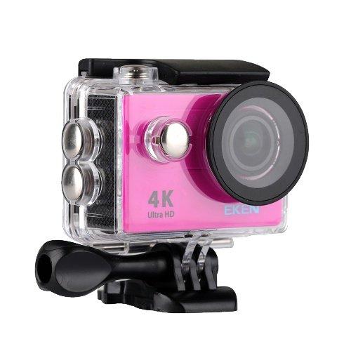 Экшн-камера Eken H9R розовый