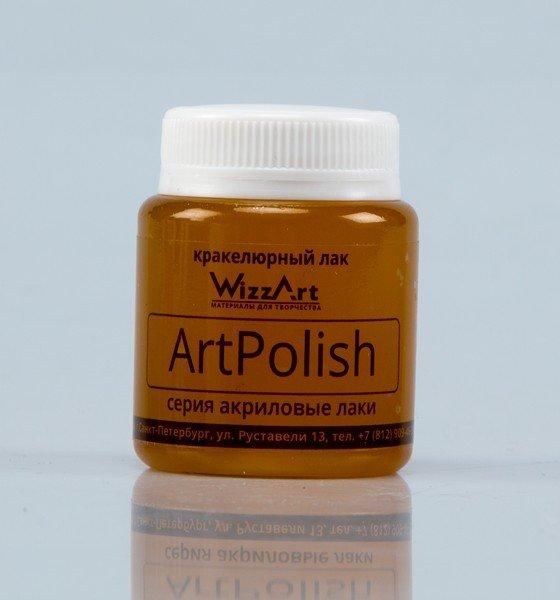 "Кракелюрный лак ""ArtPolish"", 80 мл"