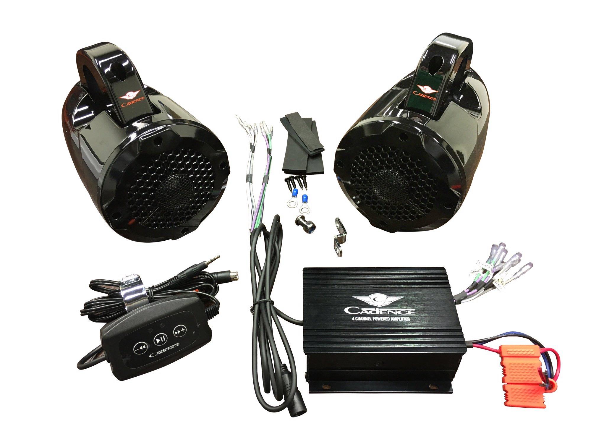 Аудиосистема для квадроцикла Cadence ATS 2.40BT