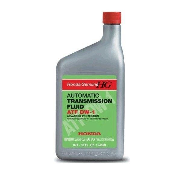 Трансмиссионное масло Honda ATF DW1 0.946л (082009008)