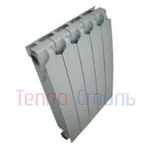 Биметаллический радиатор Sira RS Bimetal 500 1 секция