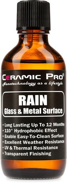 Ceramic Pro Rain - Защитное покрытие для стеклянных поверхностей 50мл