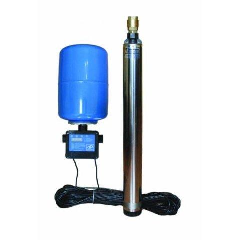 Система автоматического водоснабжения ДЖИЛЕКС Водомет 110/75Ч Частотник