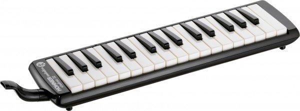 HOHNER Student 32 Black духовая мелодика, 32 клавиши, медные язычки, пластиковый корпус, черный цвет