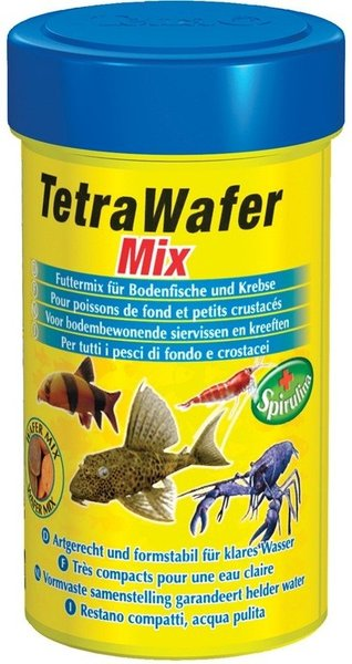 "Корм для всех донных рыб ""Tetra Wafer Mix"", 250 мл"