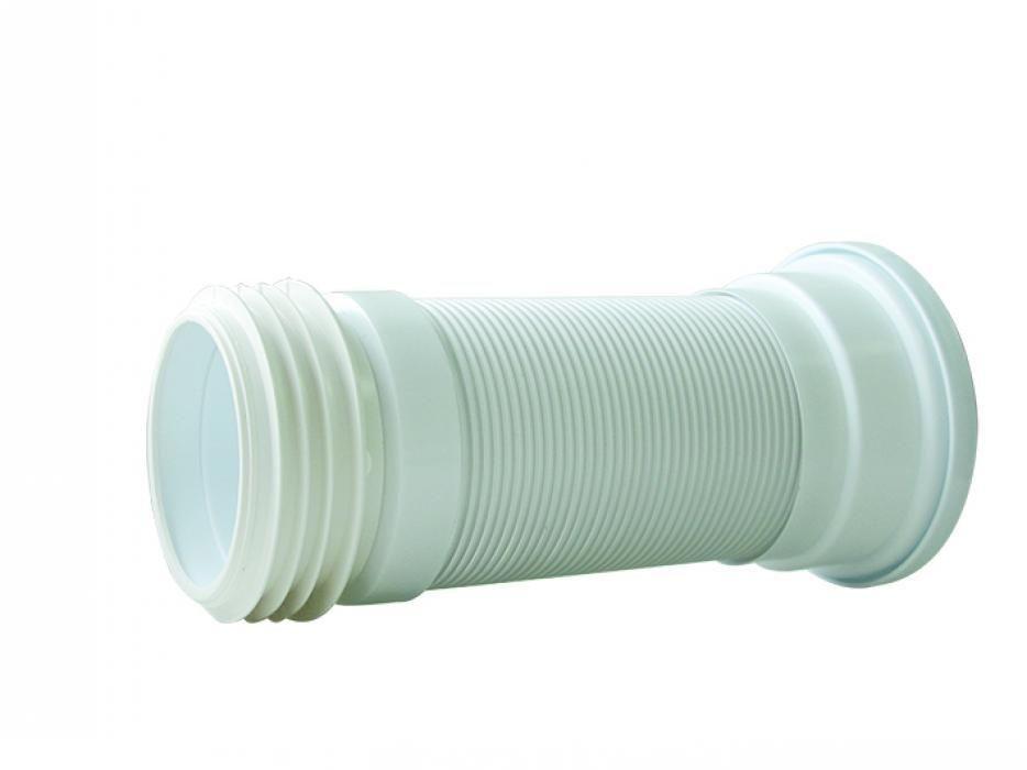 Труба для унитаза армированная 110 L 90-430мм VIRPlast 70984967