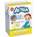 Молоко с витаминами Агуша 2,5%, 200 мл.