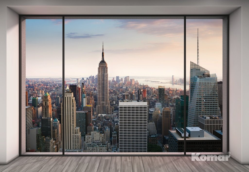 Фотообои Komar Urban 8-916 Penthouse