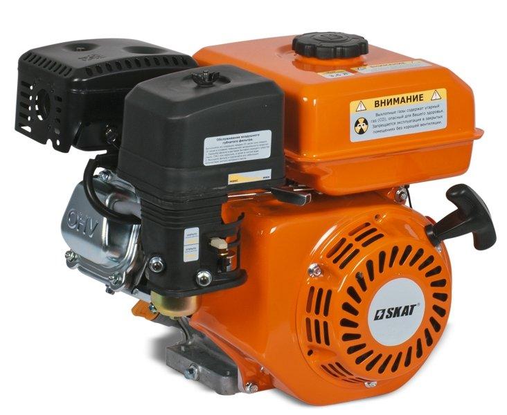 Двигатель бензиновый SKAT ДБ-4,8