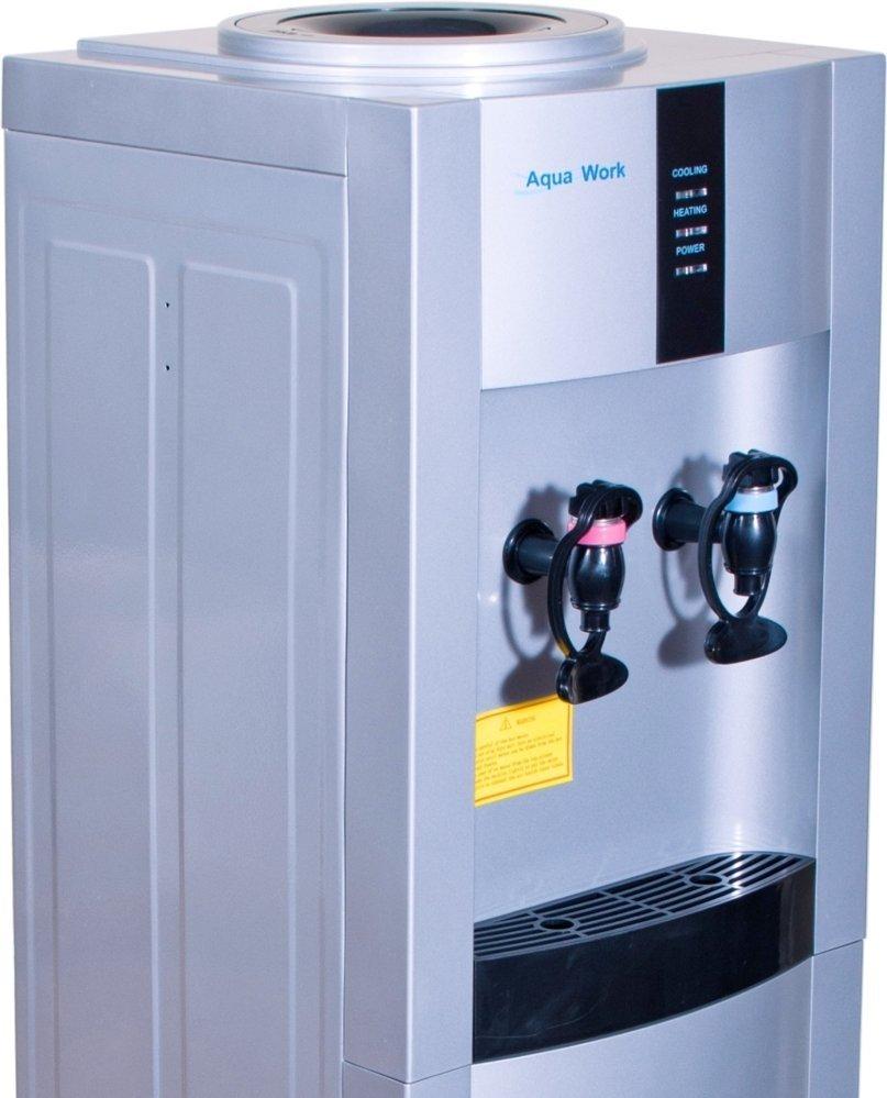 Кулеры для воды и питьевые фонтанчики Aqua Work AW 16-L/E белый