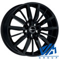 Диски MAK Barbury 8.5x20 5/114.3 ET40 d76 Gloss Black - фото 1