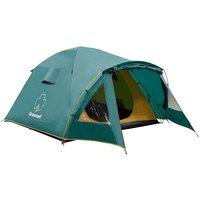 палатка туристическая Greenell Лимерик плюс 4 Зеленый 303 25453-303-00