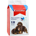 EveryDay пеленки для собак впитывающие на гелевой основе 60х60см 10шт.
