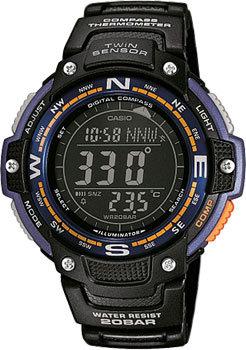 Часы Casio SGW-100-2B