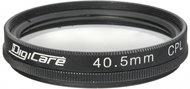 Светофильтр Digicare 40.5mm CPL поляризационный (черный)