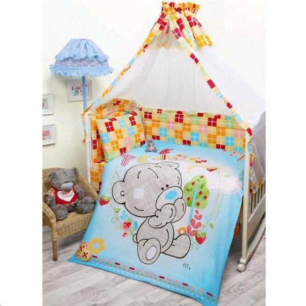 Комплект детского постельного белья (1,5 спальное) Мона Лиза (Teddy baby) н(1)40*60 малыш (521103)