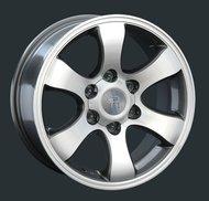 Диски Replay Replica Toyota TY2 8.5x20 6x139,7 ET25 ЦО106.1 цвет GMF - фото 1