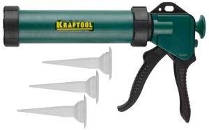 Пистолет-шприц для герметиков KRAFTOOL INDUSTRIE, 320 мл