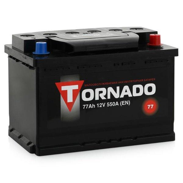 Аккумулятор TORNADO 6 СТ-77 VLЗR о/п.