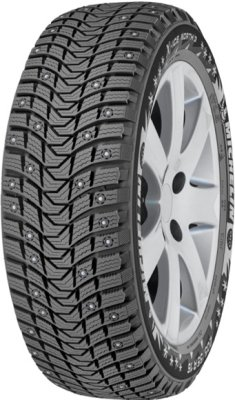 Шина Michelin X-Ice North 3 215/60 R16 99T шип
