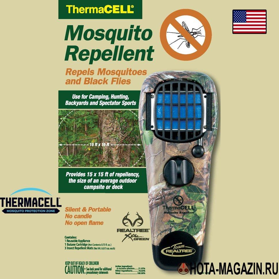 Устройство для защиты от насекомых ThermaCELL MR TJ06-00