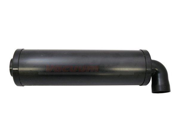 Глушитель цилиндрический для встроенного пылесоса