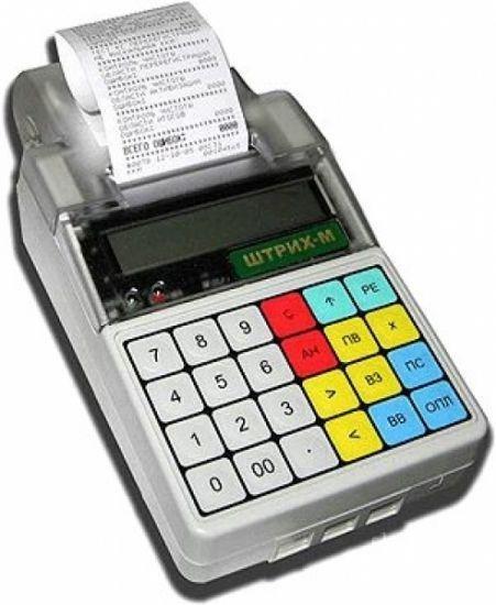 """фискальные регистраторы, ккт штрих-м элвес-микро-к штрих-м / LM32397 / ккм """"элвес-микро-к"""" (эт. версия 01) с бланком паспорта"""