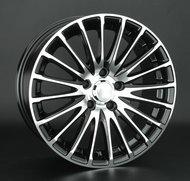 Колесные диски LS Wheels 565 MBF 7x16 5x114,3 ET35 d73,1 - фото 1