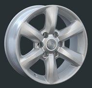 Диски Replay Replica Toyota TY64 7.5x17 6x139,7 ET25 ЦО106.1 цвет S - фото 1