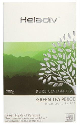 Чай зеленый Heladiv