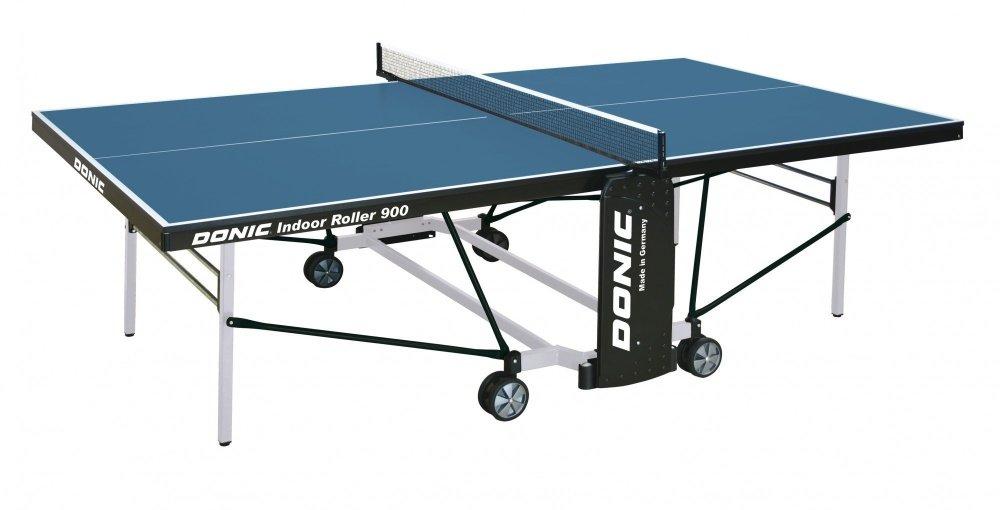 Теннисный стол Donic Indoor Roller 900 - синий