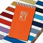 цветовой справочник RAL-K1