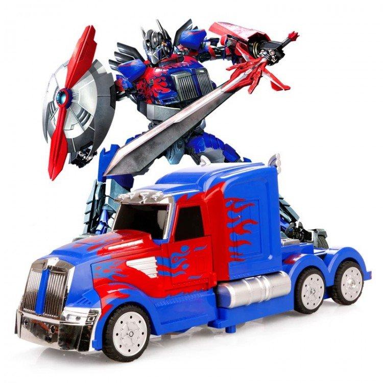 Интерактивная игрушка MZ Model Transformers
