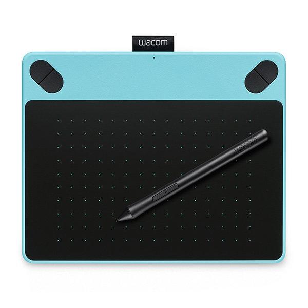 Планшет Wacom Intuos Art Pen&Touch Small Blue (CTH-490AB-N)