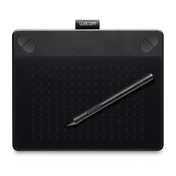 Планшет Wacom Intuos Art Pen&Touch Small Black (CTH-490AK-N)