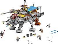 LEGO 75157 Captain Rex's AT-TE - Лего Шагоход АТ-ТЕ Капитана Рекса