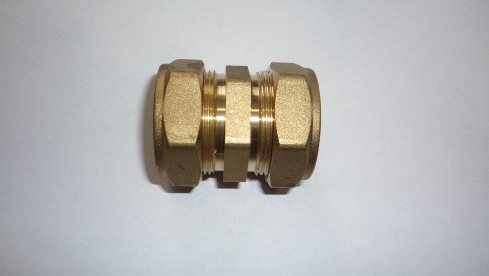 Муфта Lavita CP 25-25 труба-труба