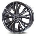 Литой диск Replica FR A084 Audi 8x18/5x112 D66.6 ET39 GMF - фото 1