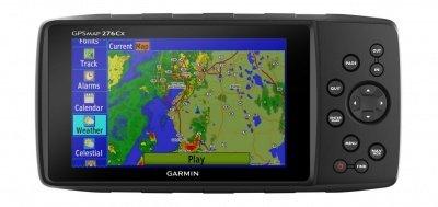 Портативный GPS навигатор Garmin GPSMAP 276Cx