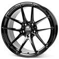 Колесные литые диски Oz Racing LEGGERA HLT Gloss Black 8x18 5x120 ET45 D79 Чёрный глянцевый (W0197421002) - фото 1