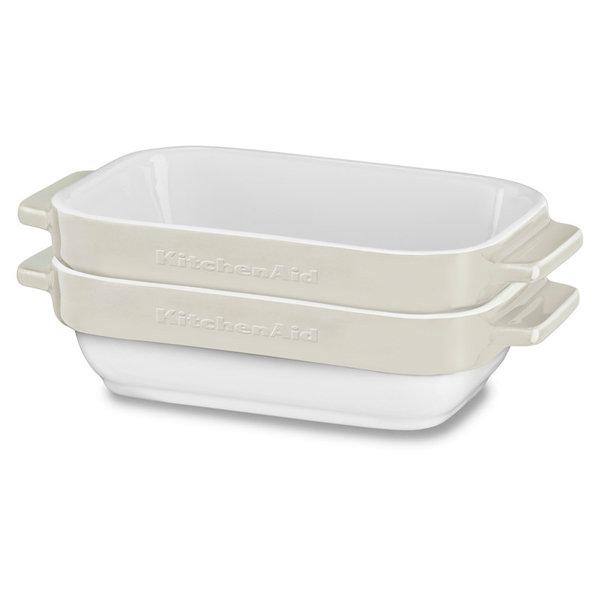 Форма для выпекания (керамика) KitchenAid KBLR02MBAC