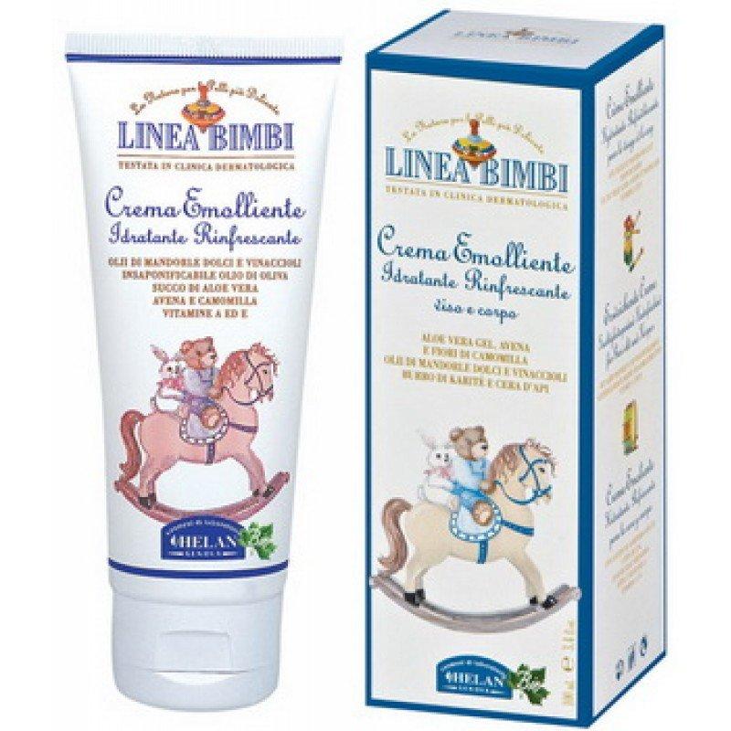 Смягчающий крем для ухода за кожей лица и тела