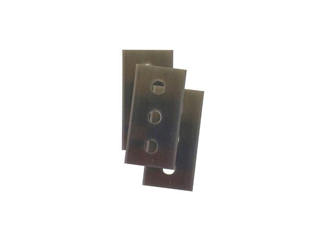 Запасные лезвия для скребка GEFU GEFU, 3 шт.
