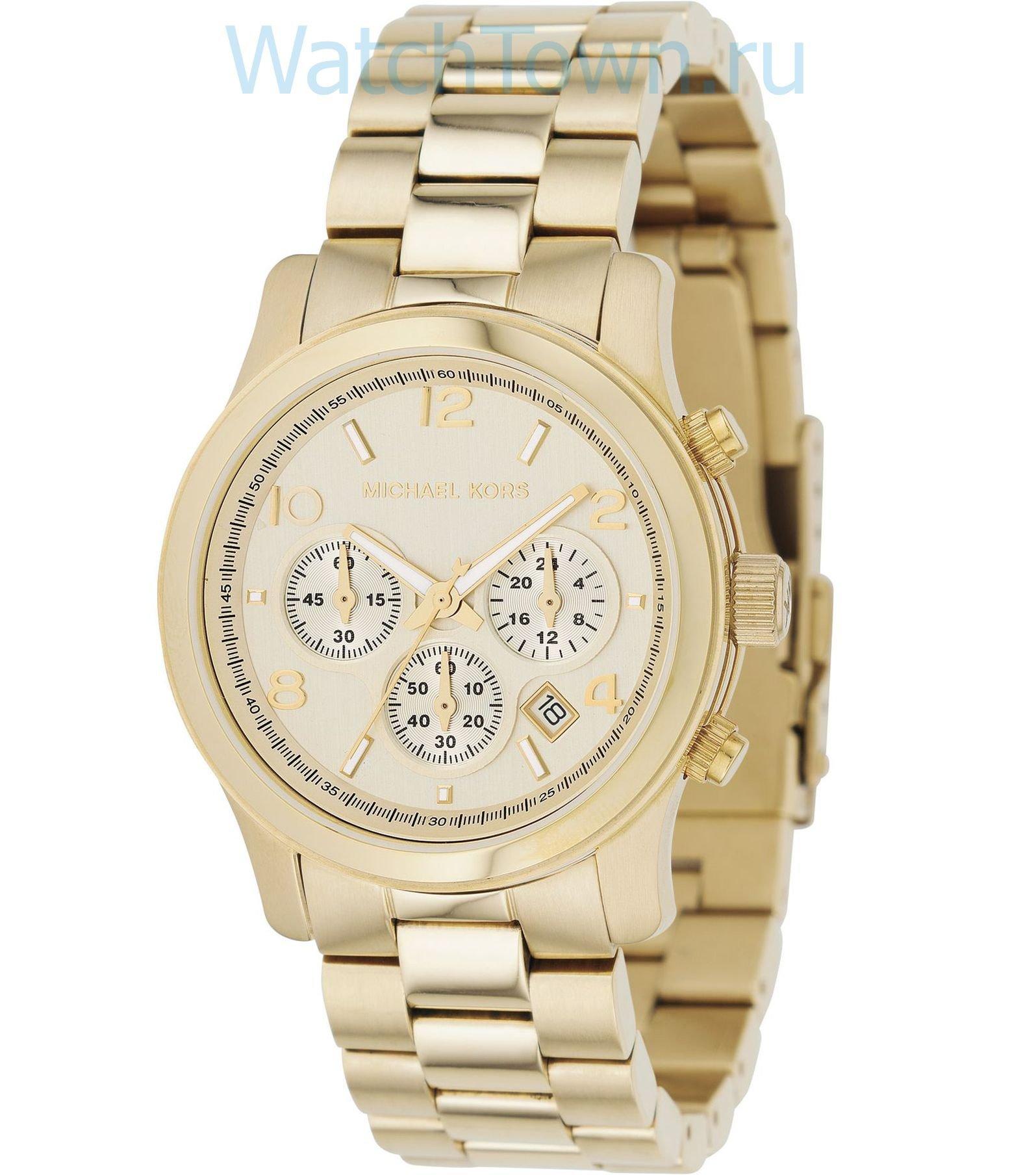 Наручные часы Michael Kors Runway Chronograph MK5055