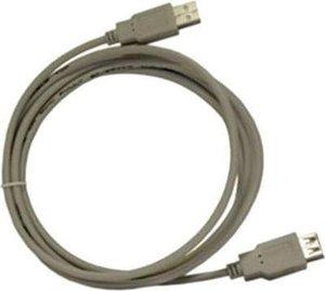 Кабели и разъемы Buro USB2.0-AM/AF-3 A