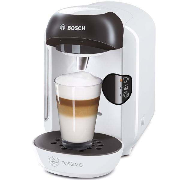 Bosch Tassimo Vivy TAS1254, White капсульная кофемашина